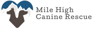 Mile High Canine Rescue logo