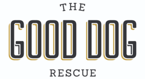 The Good Dog Rescue Logo